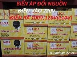 doi nguon lioa 110v